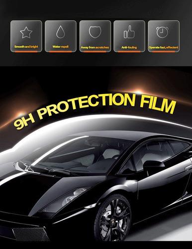 tratamiento cerámico hidrofóbico 9h protector para auto/moto