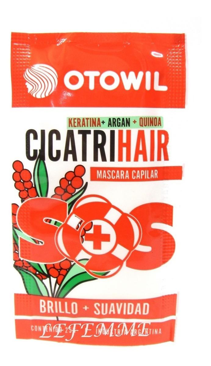 Tratamiento Cicatrihair Keratina Otowil En Lefemme 70 00 En Mercado Libre