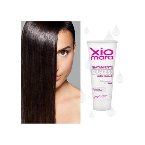 tratamiento con colágeno (cabello normal o muy maltratado).