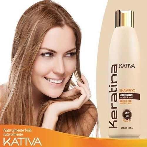 tratamiento con keratina kativa pa cabello laceado y alisado