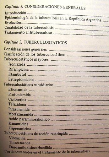 tratamiento de la tuberculosis martinez gonzález montaner
