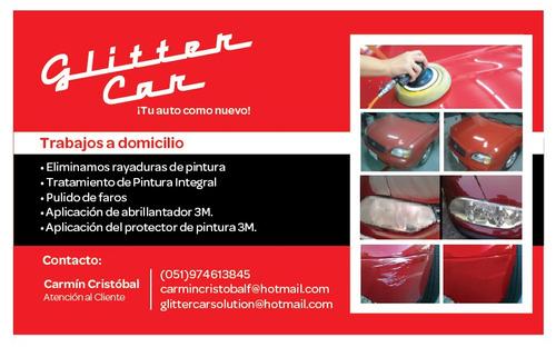 tratamiento de pintura para tu vehículo a domicil 921639711