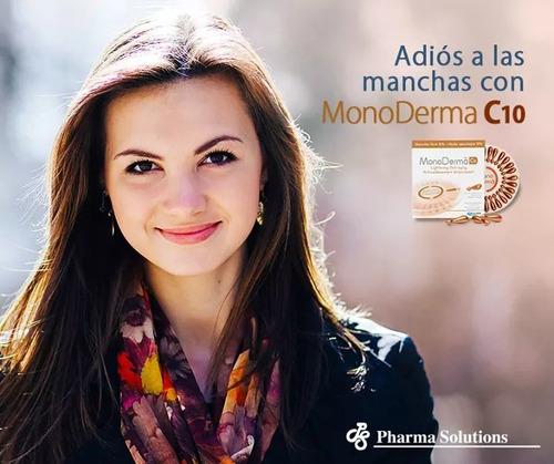tratamiento eliminar manchas oscuras monoderma vitamina c10
