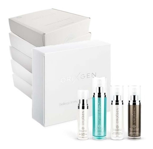 tratamiento facial crema antiarrugas células madre. 6 sets