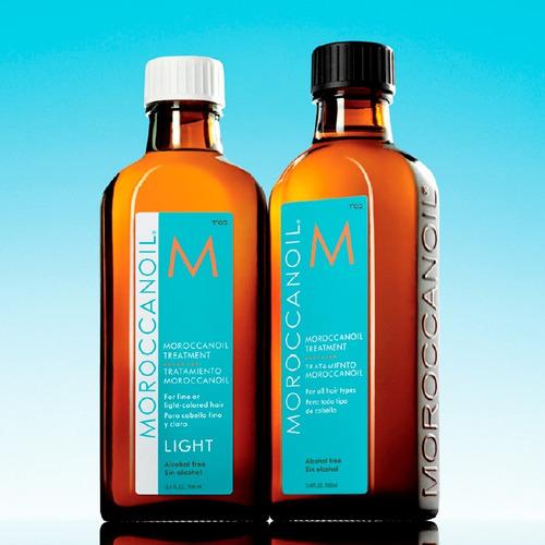 tratamiento moroccanoil aceite de argán 25ml.