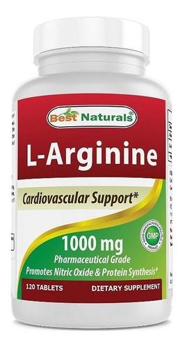 tratamiento nutritivo l-arginina 1000