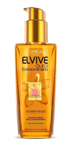 tratamiento óleo extraordinario elvive l'oréal paris 100 ml