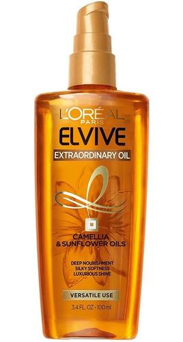 tratamiento para el cabello l'oreal paris elvive 100 ml