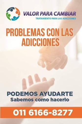tratamiento para las adicciones