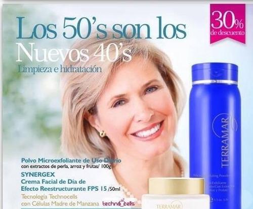 tratamiento para lucir de 40 a los 50