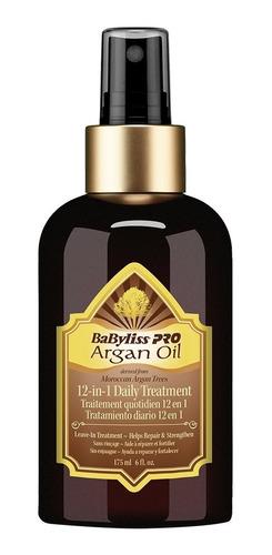 tratamiento reparador cabello babyliss 12 en 1 con argán