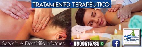 tratamiento terapéutico   ! p r u e b a l o!