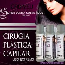 Cirugia Plastica Capilar Liso Extremo Kit 2oz