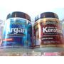 Baño Crema 500gr Keratina Y Argan Big Bang Keratin