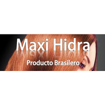 Keratina Maxi Hidra 120 Ml / 4 Oz