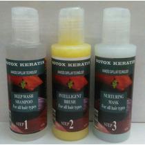 Tratamiento Capilar Botox Keratin Brasilero El Original