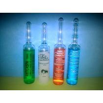 Ampollas Cabello 10ml Secado, Hidratar, Keratina, Antigrasa.