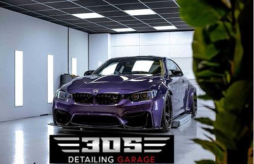 tratamientos cerámicos para autos