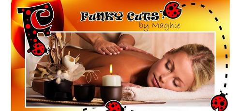 tratamientos facial,corporal,peluquería,depilación,,masajes