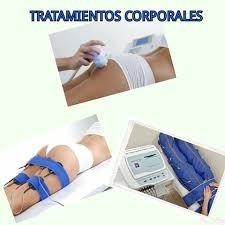 tratamientos faciales y corporales.