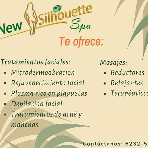 tratamientos faciales y masajes relajantes