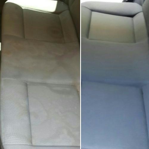 tratamirnto acrilico / ceramico y limpieza de interiores.