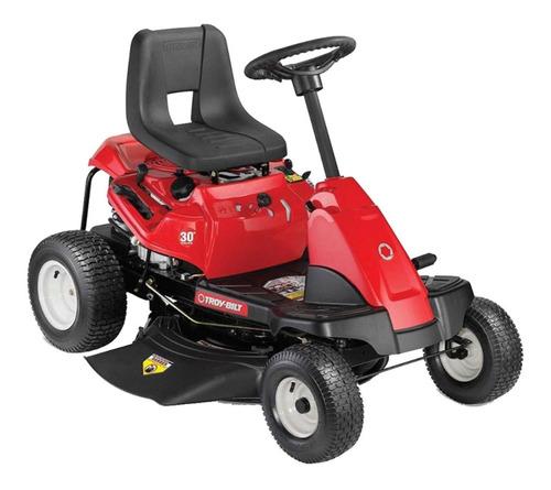 trator 14hp cortador de grama gasolina motor 420cc troy-bilt