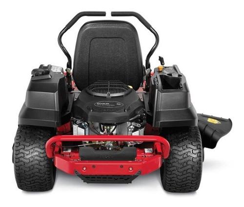 trator 25 hp giro-zero à gasolina hidrostático troy-bilt