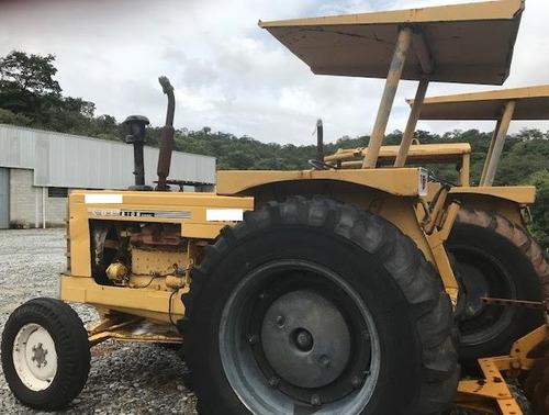 trator agrícola cbt com grade 2105