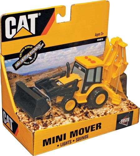trator cat mini mover 5 a pilha dtc unidade