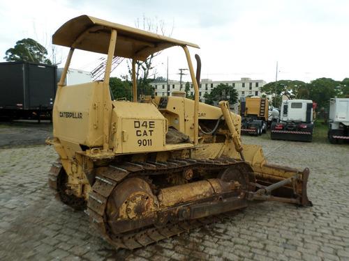 trator caterpillar d4 ano 1983 cat d4