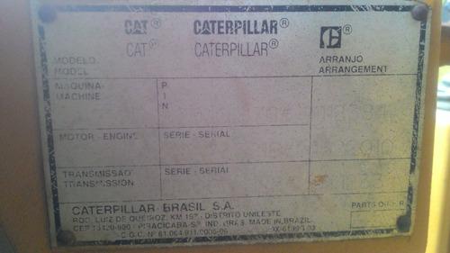 trator de esteira caterpillar d4 - 98/98 totalmente revisada