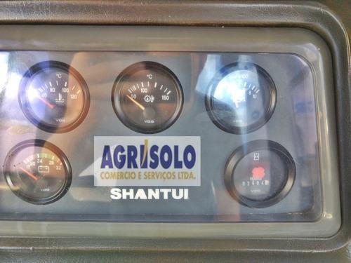 trator de esteira shantui sd 13 ano 2011
