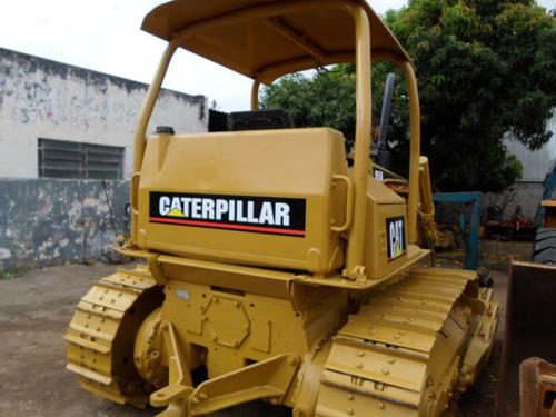 trator esteira caterpillar d5b  ano 1989