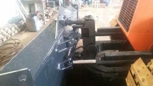 trator esteira fd110,cabinado,ripper, revisado, lâmina angul
