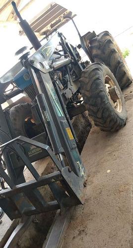 trator ford s100 4x4 com braço