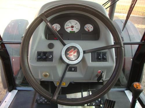 trator mf 4292 cabinado.