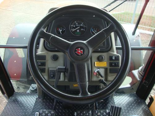 trator mf 7180 cabinado