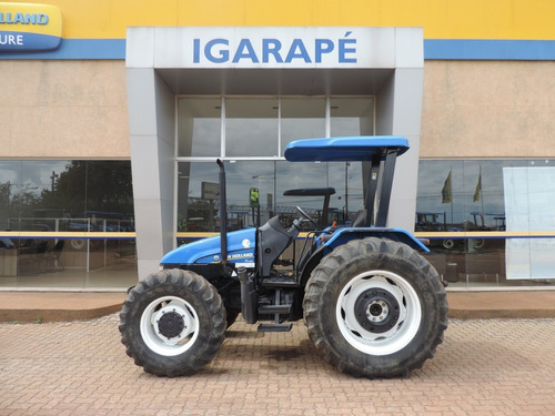 trator new holland - nh tl 85