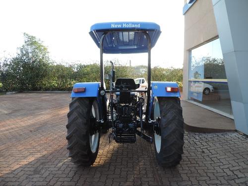 trator new holland - nh tt 3840