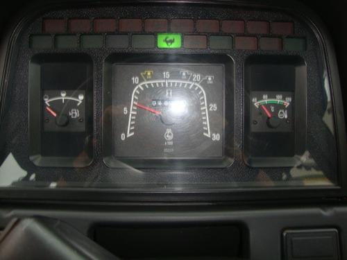 trator new holland, ts 6040, cabinado