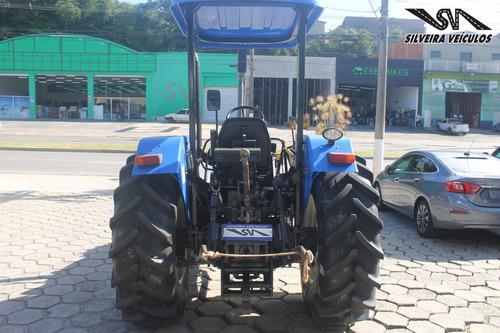 trator new tl 85 e - ano: 2016 - 4 x 4