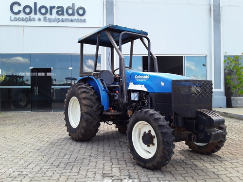 trator nh 3880f - ano 2008 - 1940 horas - oferta