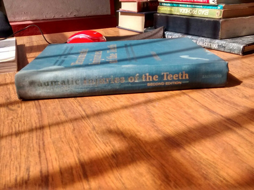 traumatic injuries of the teeth - andreasen