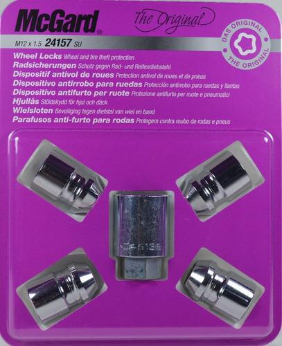 trava anti-furto de rodas mcgard p/ chrysler neon