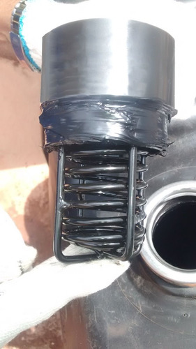 trava antifurto diesel encaixe rosca s/tampa - frete grátis