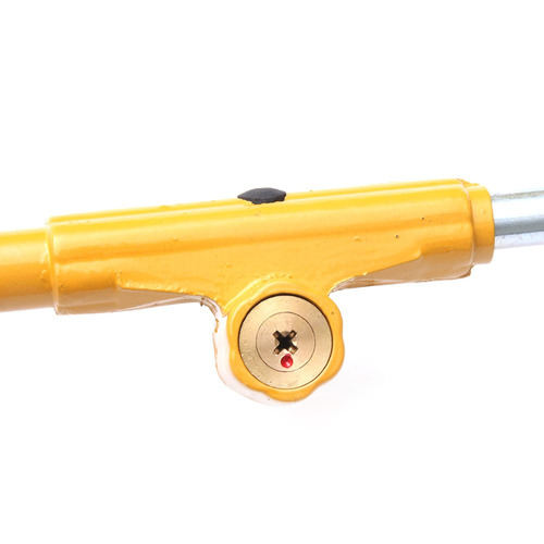 trava antifurto volante e pedal c/ 2 chaves - chimpa | 30141