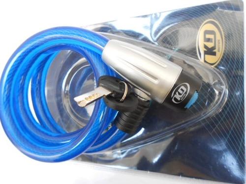 trava articulada cadeado estepe portao bike 15x1.2 cod 20404