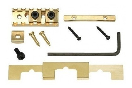 trava cordas lock nut gotoh fgr-2 41mm dourado