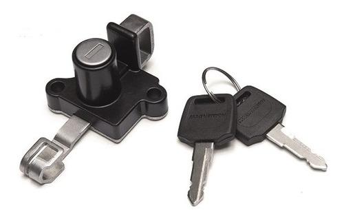 trava de banco com chave cbx 250 twister/ strada magnetron